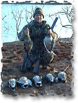 Waterfowl Hunting in Texas